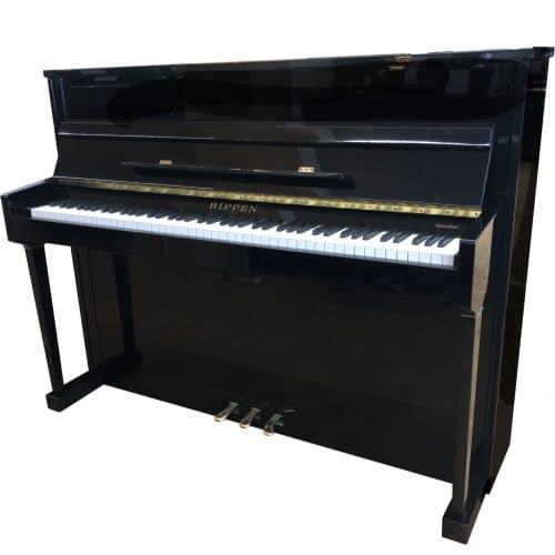 piano rippen 110 noir brillant occasion 1990