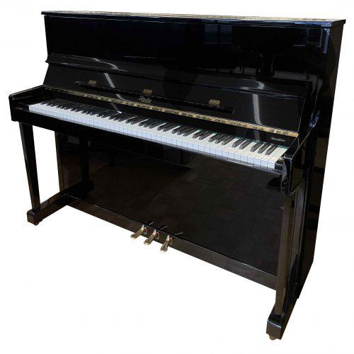 piano Rosler 116 noir brillant occasion 2000