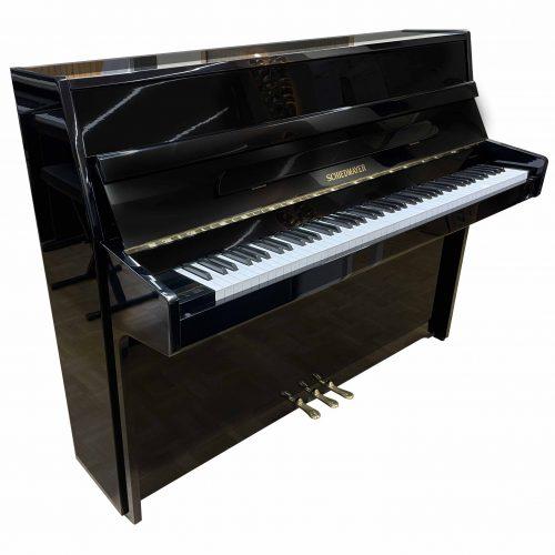 piano schiedmayer 110M noir brillant occasion 1995